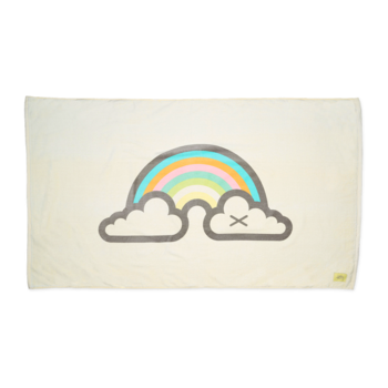 SUN BUM BABY BUM RAINBOW BEACH TOWEL (30-30207)