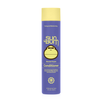 SUN BUM SUN BUM BLONDE PURPLE CONDITIONER 10oz (85-41117)