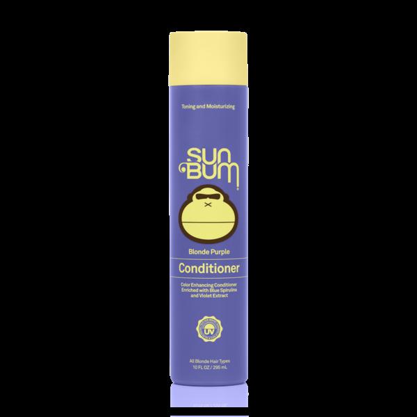 SUN BUM SUN BUM BLONDE PURPLE CONDITIONER 10oz (85-41117)