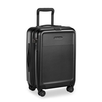 BRIGGS & RILEY SYMPATICO 2.0 INT'L CARRY-ON EXP SPINNER (SU221CXSP -4) MATTE BLACK