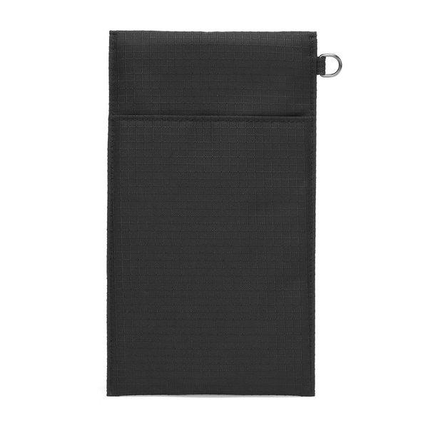 PACSAFE SILENT POCKET FARADAY PHONE GUARD (10995130) JET BLACK