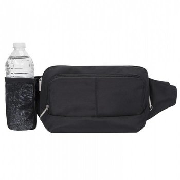TRAVELON ANTI-THEFT CLASSIC WAIST PACK, BLACK (42223-500)