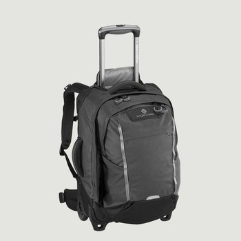 EAGLE CREEK SWITCHBACK INTL CARRY-ON, ASPHALT BLACK (EC0A34P9199)