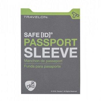 TRAVELON RFID BLOCKING PASSPORT SLEEVE (12720)