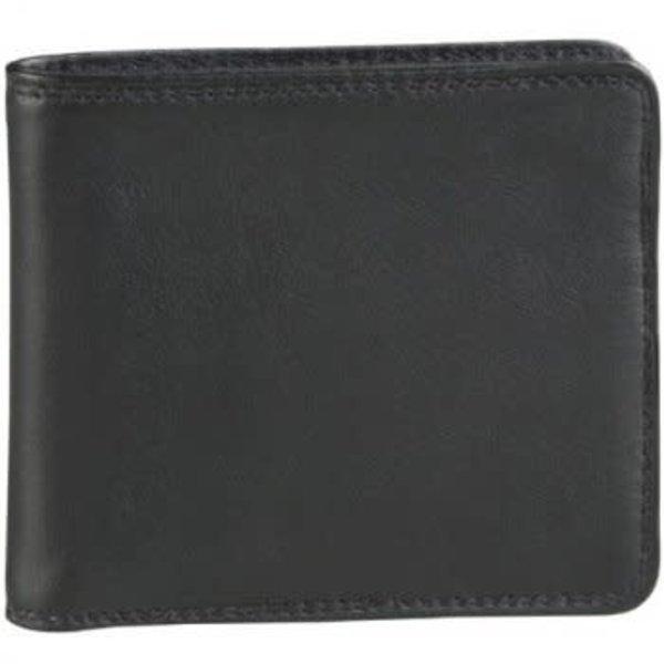 DEREK ALEXANDER BILLFOLD/CREDIT CARD TU819N BLACK