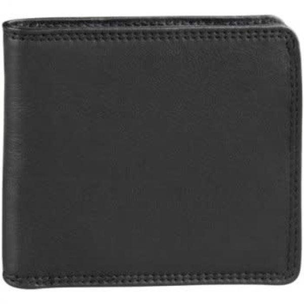 DEREK ALEXANDER BILLFOLD/CREDIT CARD INSIDE CHANGE TU830N BLACK