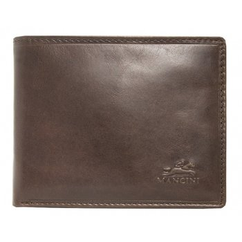 MANCINI MEN'S BILLFOLD WITH REMOVABLE PASSCASE AND COIN POCKET (18-200)