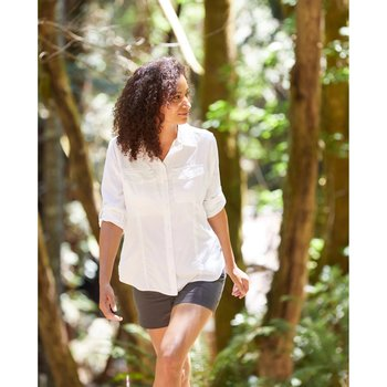 ROYAL ROBBINS EXPEDITION II L/S WHITE (Y322028)