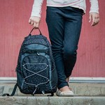 DAKINE GROM 13L BACKPACK (10001452) ABSTRACT PALM