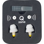 GO TRAVEL QUIET ZONE ATTENUATED EAR PLUGS (894)