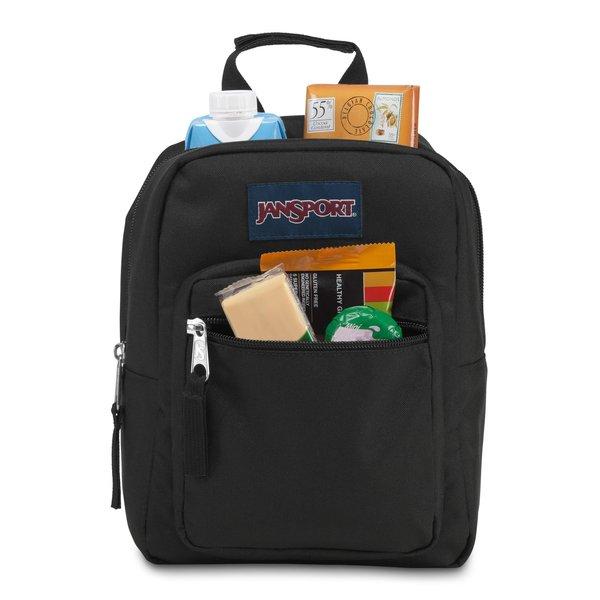 JANSPORT BIG BREAK LUNCH BAG (JS0A352L) RED/MULTI HIPPIE DAYS