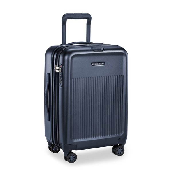BRIGGS & RILEY SYMPATICO 2.0 INT'L CARRY-ON EXP SPINNER (SU221CXSP -59) MATTE NAVY