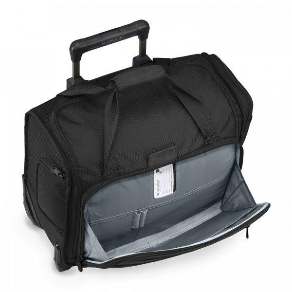 BRIGGS & RILEY BASELINE ROLLING CABIN BAG (U116) BLACK
