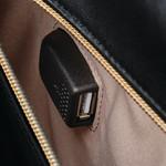 """SAMSONITE MOBILE SOLUTION 15.6"""" SPINNER MOBILE OFFICE W/USB (128167-1041) BLACK"""