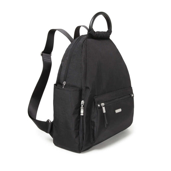 BAGGALLINI ALL DAY BACKPACK W/ RFID WRISTLET