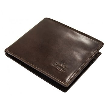 MANCINI MEN'S BILLFOLD WITH REMOVABLE PASSCASE N/S (18-201)