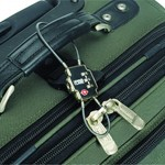 Lewis N. Clark TRAVEL SENTRY LOCKDOWN TRIPLE SECURITY LOCK (TSA80)