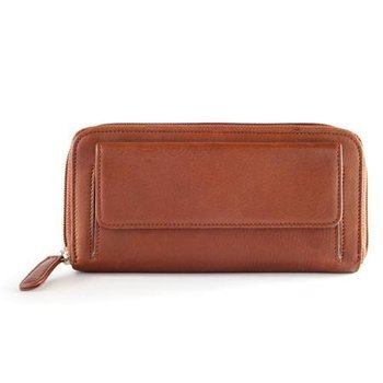 OSGOODE MARLEY RFID ZIP AROUND CLUTCH WALLET 1251