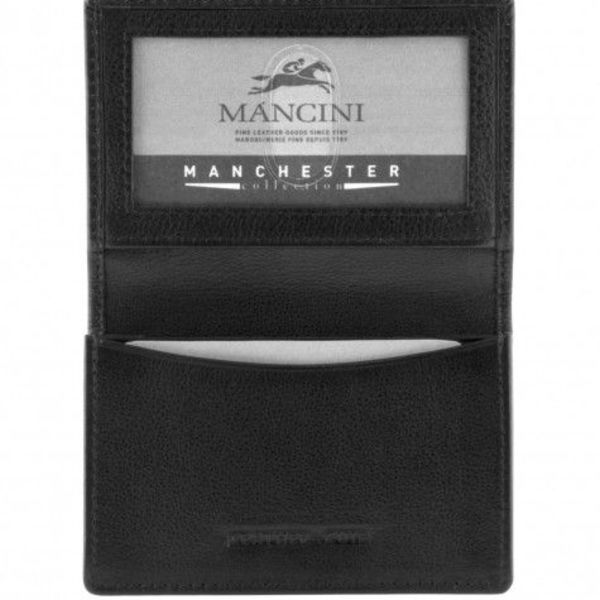 MANCINI RFID EXPANDABLE CREDIT CARD CASE (2010110)