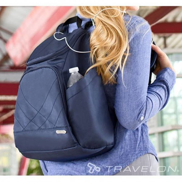 TRAVELON ANTI-THEFT CLASSIC BACKPACK (42310)