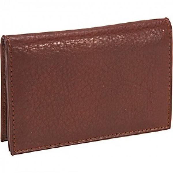 OSGOODE MARLEY LEATHER GUSSET BUSINESS CARD CASE (1512)