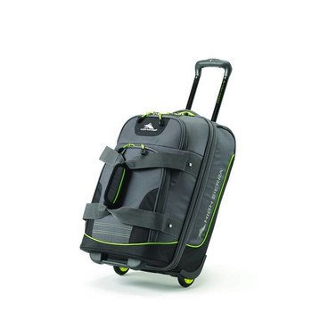HIGH SIERRA BREAK OUT CARRY-ON WHEELED DUFFLE UPRIGHT (85234-5541)