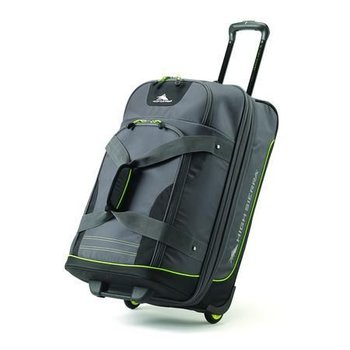 "HIGH SIERRA BREAK OUT 30"" WHEELED DUFFLE UPRIGHT (85236-5541)"