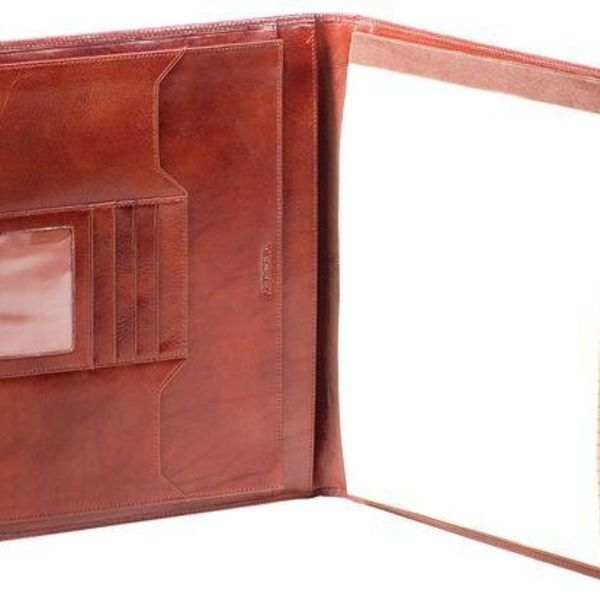 OSGOODE MARLEY DELUXE FILE LETTER, BROWN (14831)