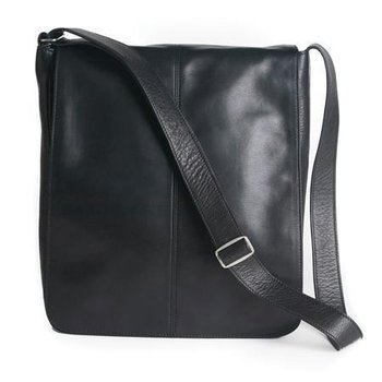 OSGOODE MARLEY MESSENGER BAG, BLACK (6031)