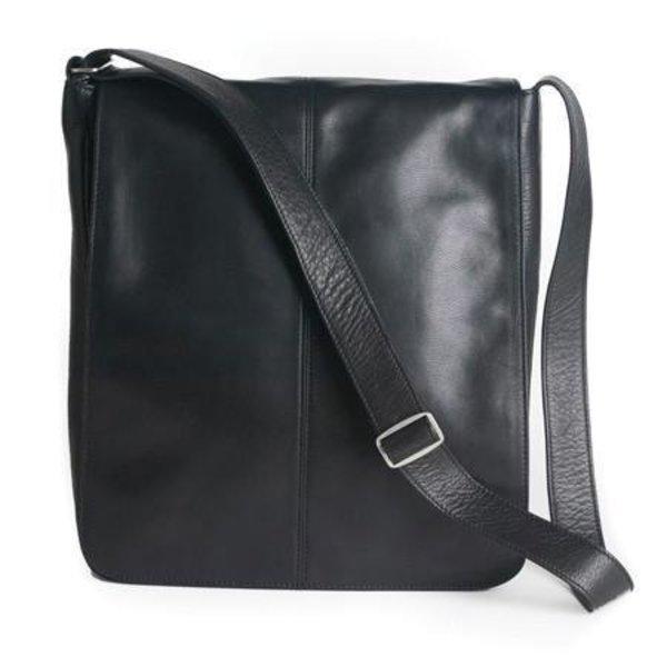 OSGOODE MARLEY MESSENGER BAG, BLACK (6031)
