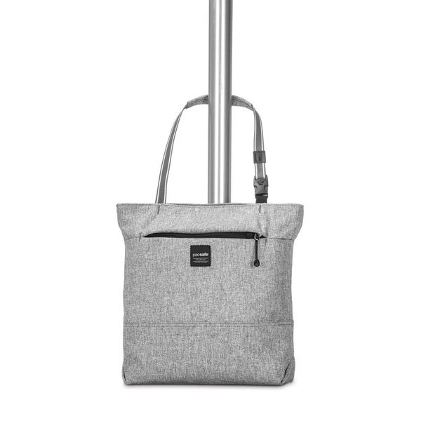 PACSAFE SLINGSAFE LX200 AT COMPACT TOTE GREY