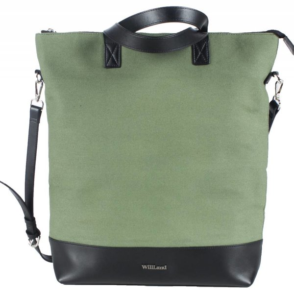 WILLLAND OUTDOORS SELECTION TOTE W/ STRAP (160725)