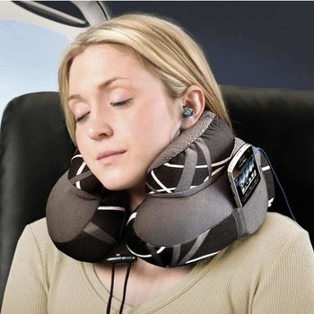 CABEAU EVOLUTION MICROBEAD TRAVEL PILLOW, SWERVE