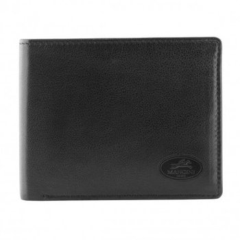 MANCINI RFID SLIM BILLFOLD W/ TOP END FLAP (2010101)