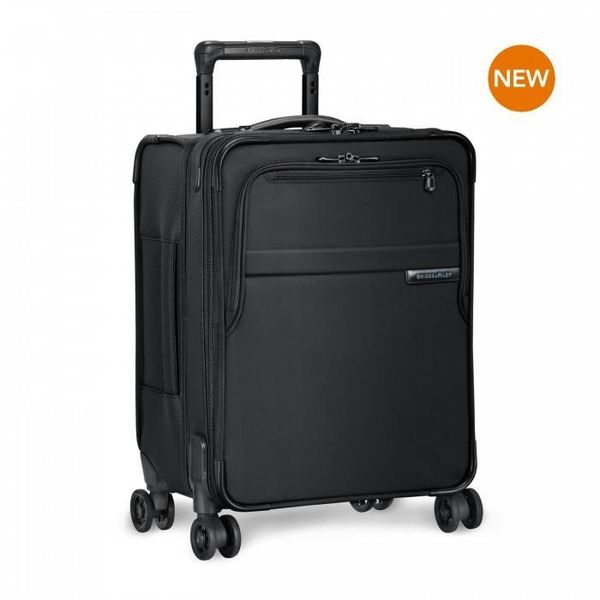 BRIGGS & RILEY BASELINE COMMUTER EXPANDABLE SPINNER 19-INCH (U119CXSP)
