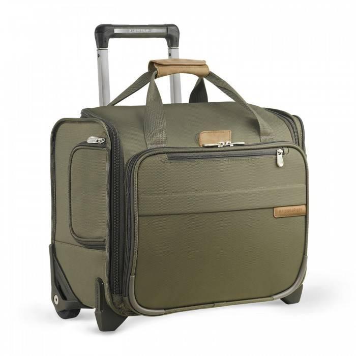 f9f8c2f69 BRIGGS & RILEY BASELINE ROLLING CABIN BAG (U116) - Urban Traveller