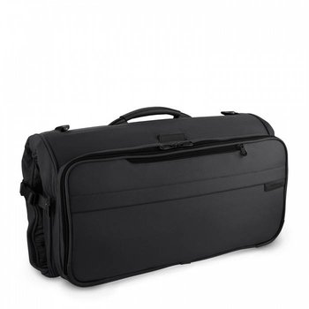 BRIGGS & RILEY BASELINE COMPACT GARMENT BAG, BLACK (375-4)