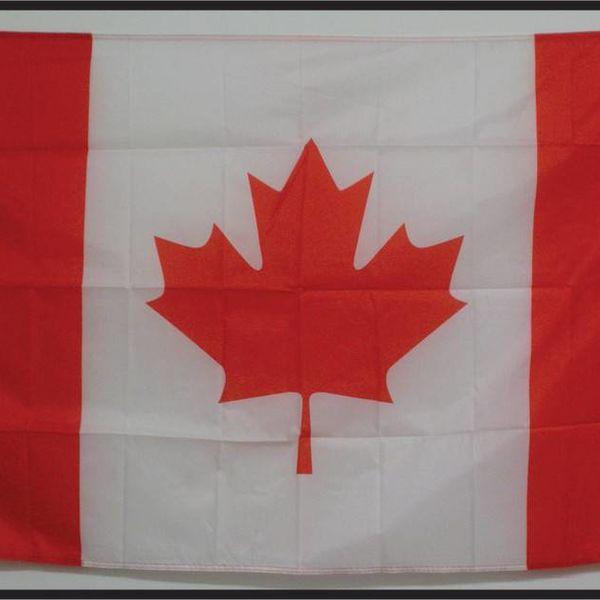"""FLAG MATRIX INC. CANADA FLAG 36"""" X 60"""" (39065)"""