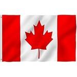 """FLAG MATRIX INC. CANADA FLAG 36"""" X 72"""" (39560)"""