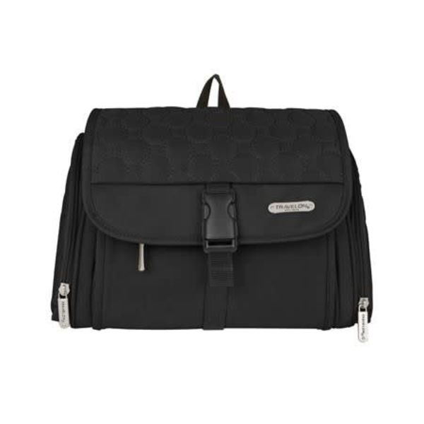 TRAVELON HANGING TOILETRY KIT (42730)