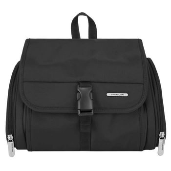 TRAVELON HANGING TOILETRY KIT (22730)