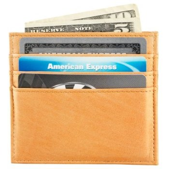 DEREK ALEXANDER 2 SIDE CARD HOLDER (FB-1923)