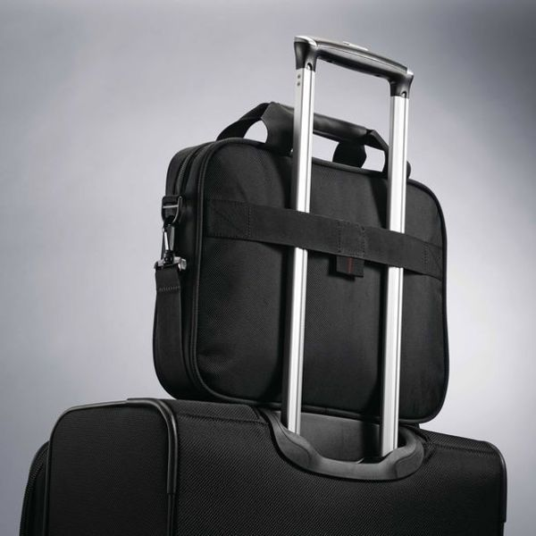"SAMSONITE XENON 3 LAPTOP SHUTTLE 13"", BLACK (89440-1041)"