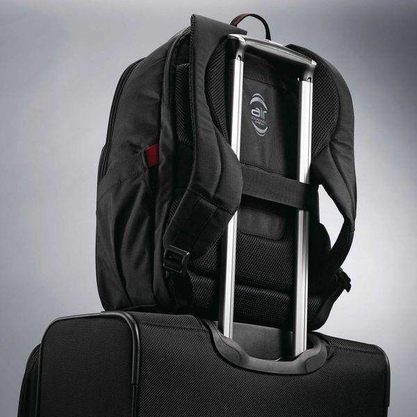 Black Business /& Laptop Backpack NEW Samsonite Xenon 3 Slim Backpack