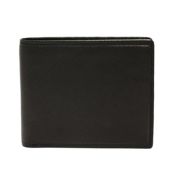MANCINI SLIM RFID BILLFOLD WITH TOP LEFT HAND WING (98-154)