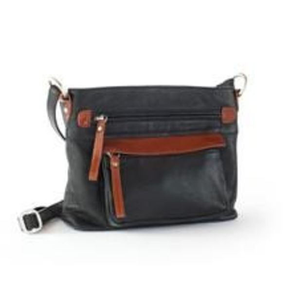 OSGOODE MARLEY LUCY CROSSBODY, STORM BLACK (7101S)