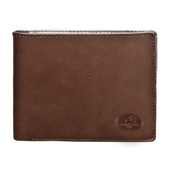 MANCINI Men's Left Wing Wallet with Coin Pocket (52156)