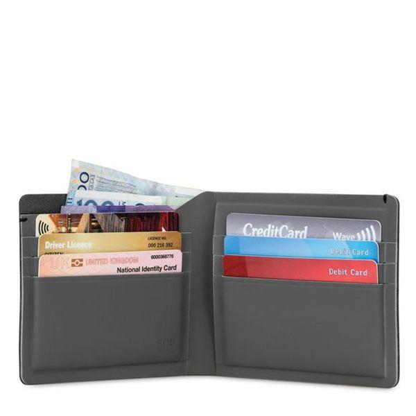 PACSAFE RFIDSAFE TEC BILLFOLD PLUS WALLET
