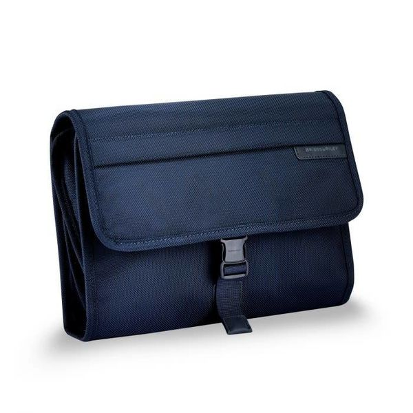 BRIGGS & RILEY DELUXE TOILETRY KIT, NAVY (1026-5)