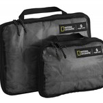 EAGLE CREEK PACK-IT STORAGE COMPRESSION CUBE SET S/M, NATIONAL GEOGRAPHIC